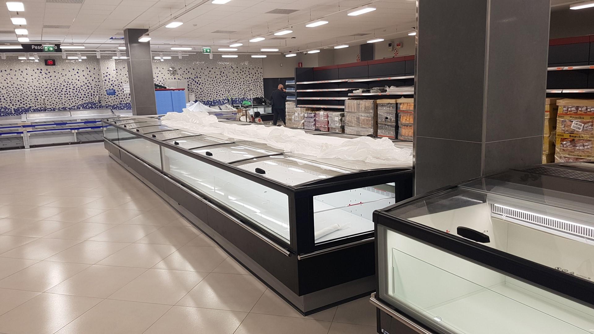 Montaje Supermercado Mercadona Muebles Frigor Ficos Tarragona  # Muebles Vendrell
