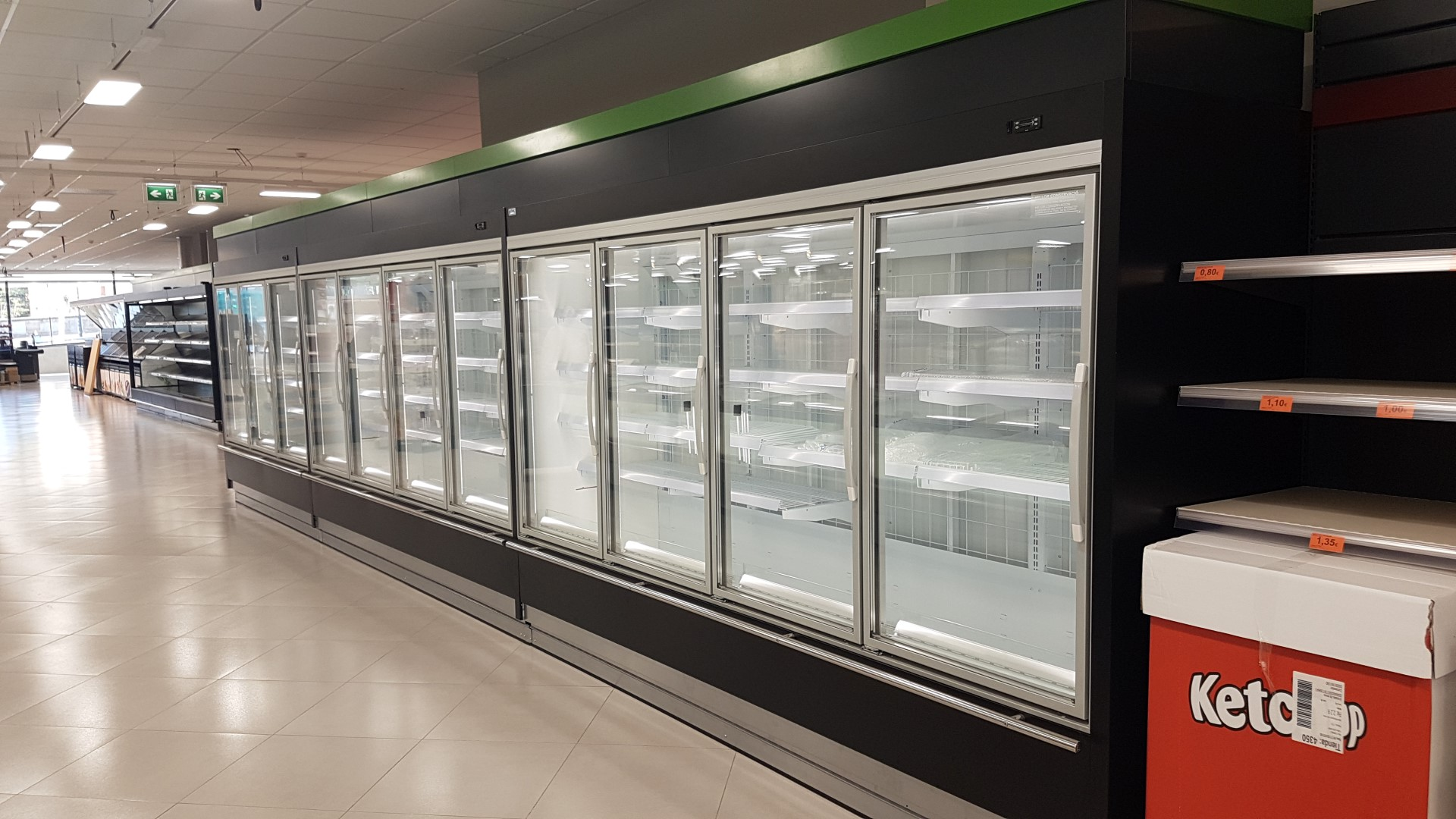 Montaje Supermercado Mercadona Muebles Frigor Ficos Tarragona  # Muebles Ulldecona